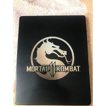 mortal kombat 11 steelbook Pl