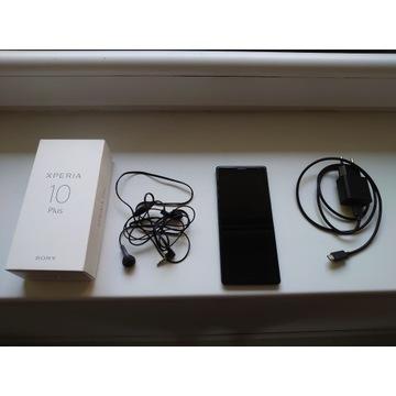 Xperia 10 Plus Black