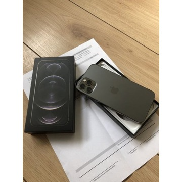 Apple Iphone 12 PRO 128GB  JAK NOWY  GWARANCJA
