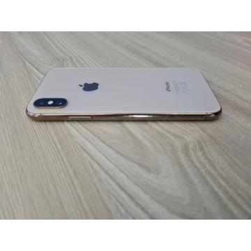 iPhone XS złoty 64 GB stan idealny