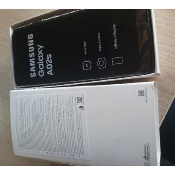 SAMSUNG AO2S 32GB BLACK SM-A025GDSN