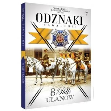 Książka tom 7 Wielka Księga Kawalerii Polskiej