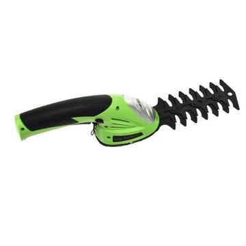 Nożyce akumulatorowe do trawy/krzewów 3.6V 12cm