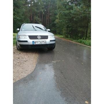 volkswagen Passat b5 FL 1.6 mpi 2001r