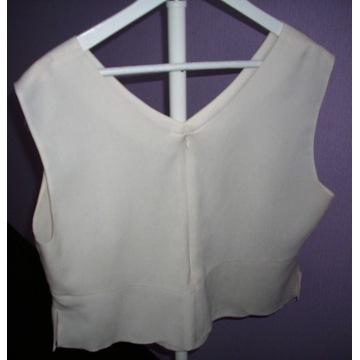 Bolerko, narzutka na sukienkę, bluzka - w jednym,