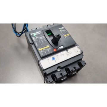 Wyłącznik Compact NSX100B TM80D 3P LV429551