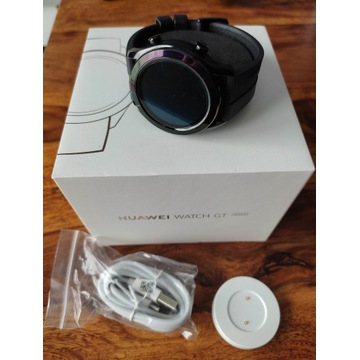 Huawei Watch GT Elegant 42mm czarny damski
