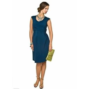 Sukienka ciążowa i do karmienia Torelle Zurina XL