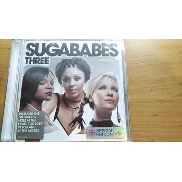 Sugababes Three special edytion 1 płyta CD