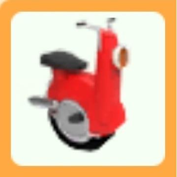 Roblox Adopt Me Mono-Moped