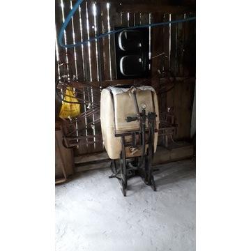 Maszyny rolnicze i szkło inspektowe