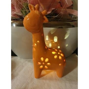 Lampka led żyrafa