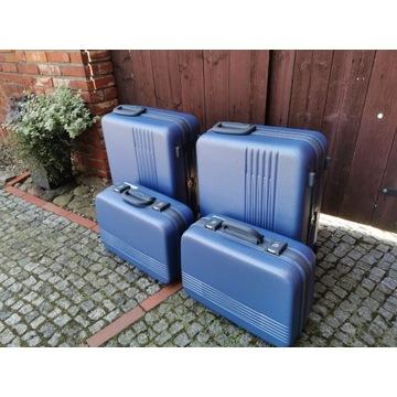 Komplet walizek podróżnych
