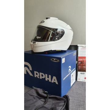 Kask motocyklowy HJC RPHA 70+pinlock antifog