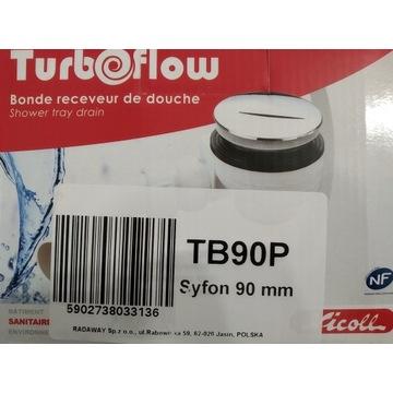 Syfon brodzikowy Turboflow TB90 Radaway