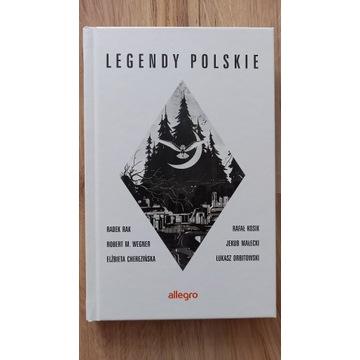 Legendy Polskie - 6 AUTOGRAFÓW