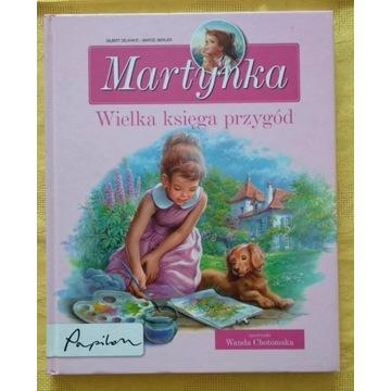 Martynka Wielka księga przygód 8opowiadań 160 nowa