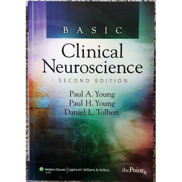 Basic Clinical Neuroscience by Paul A. Young...