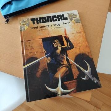 Thorgal, Trzej starcy z kraju Aran
