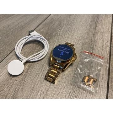 Smartwatch Michael Kors MKT 5004 różowe złoto