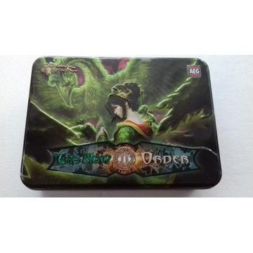 Metalowe pudełko puszka Legend of the Five Rings