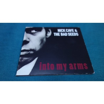 Nick Cave The Bad Seeds into my arms  maxi CD
