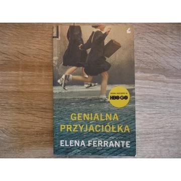 Genialna przyjaciółka Ellena Ferrante