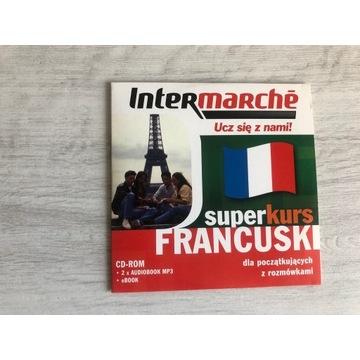 LINGO CD Francuski początkujący z rozmówkami kurs