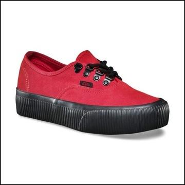 Sneakersy VANS  Embossed  Platform 2.0  r.39