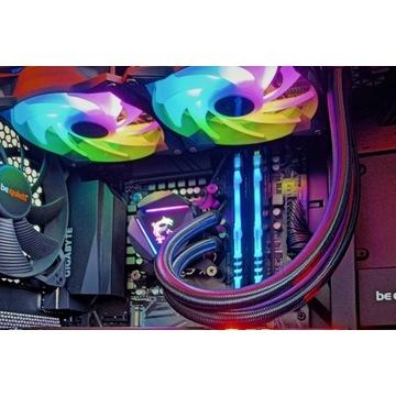 Chłodzenie wodne MSI MAG Core Liquid 240R RGB | gw