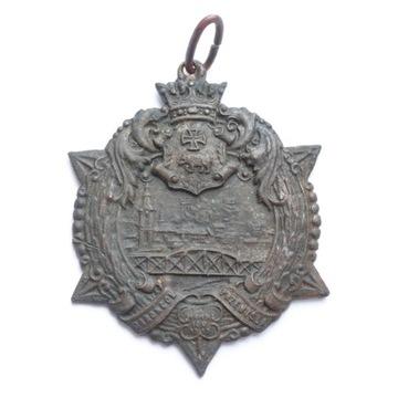 Odznaka Gwiazda Przemyśla nr. 2517