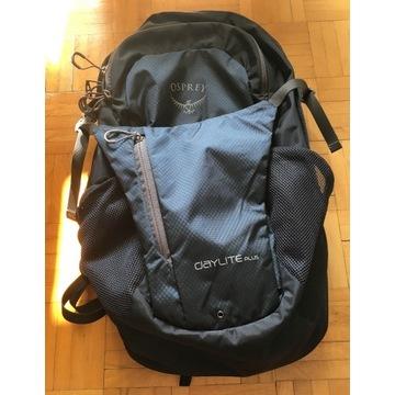 Osprey Daylite Plus plecak czarny 20 litrów