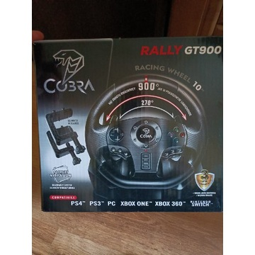 Kierownica Rally GT900