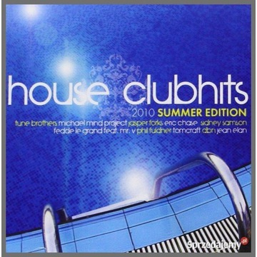 House Clubhits 2010 / Summer Edition (2CD) 2010)