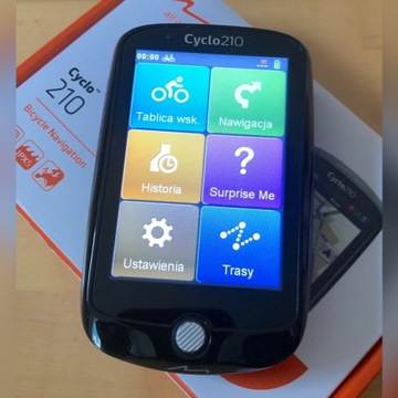 Nawigacja rowerowa Mio Cyclo 210