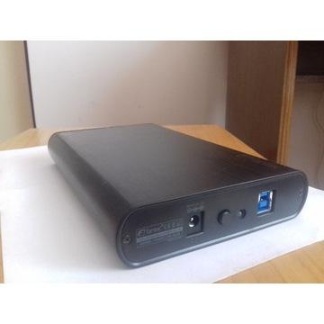 """FANTEC Obudowa Dysku 3,5"""" DB-ALU3 USB 3.0"""