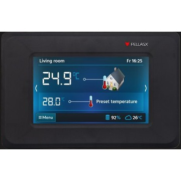 Termostat Regulator PELLASX Room Control Touch