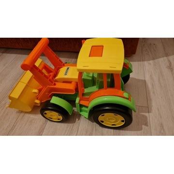 Wader, traktor, spychacz, ładowarka, gigant 60cm