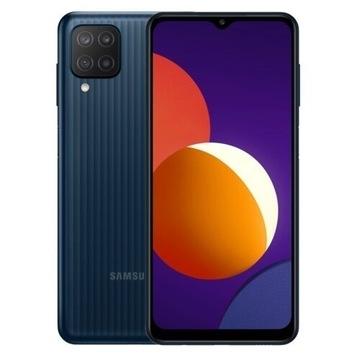 "Smartfon SAMSUNG Galaxy M12 4/64GB 6.5"""