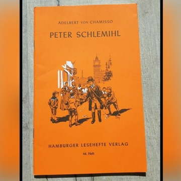 """""""Peter Schlemihl"""" Adelbert von Chamisso"""