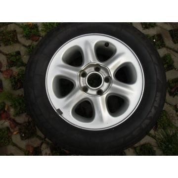 Alufelga 15 Ford Scorpio + opona Michelin 195/65