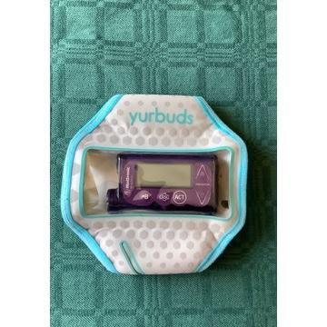 Opaska na pompę insulinową