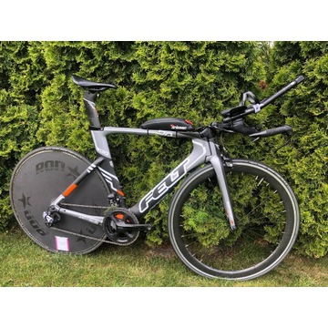 Rower czasowy triathlonowy Felt DA4 ultegra DI2