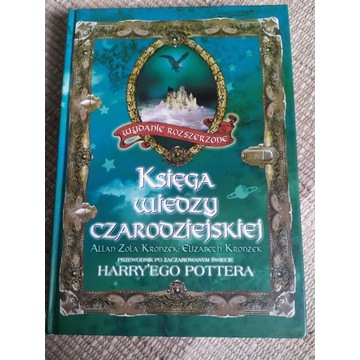 """Sprzedam """"Księga wiedzy czarodziejskiej"""""""