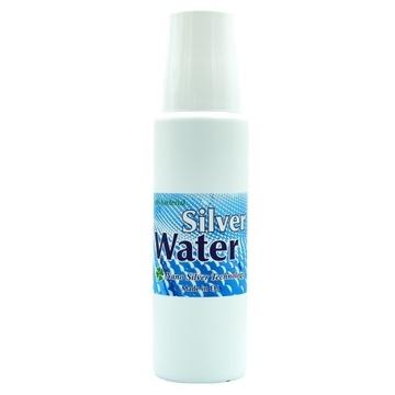 Woda z Nanosrebrem – Silver Water 250 ml REC
