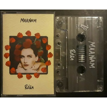 MAANAM - Róża - kaseta magnetofonowa