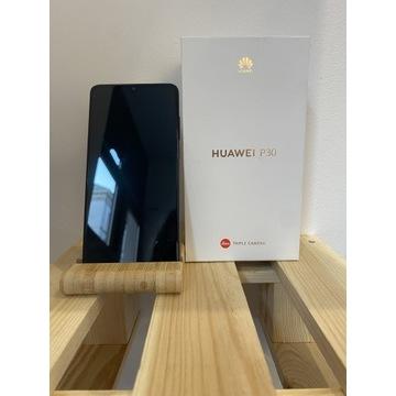 Huawei P30 6/128 GB Czarny Stan Bardzo Dobry