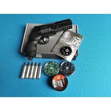 Rewolwer CO2 RAM Combat HDR 50 + magazynek + kule