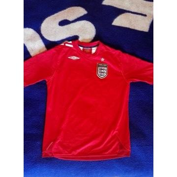 Anglia UMBRO England koszulka tshirt