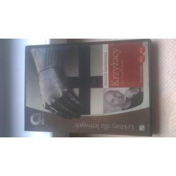 Krzyżacy Sienkiewicz lektura MP3 CD pełen tekst